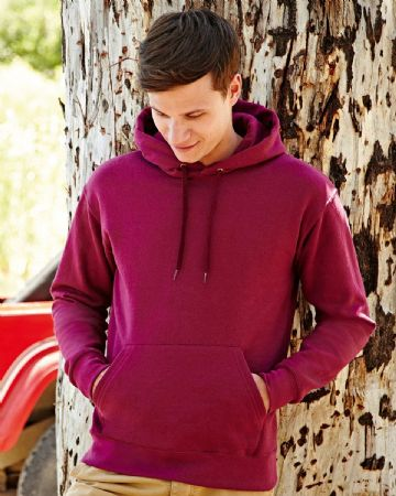 62208 FRUIT OF THE LOOM CLASSIC HOODED SWEATSHIRT